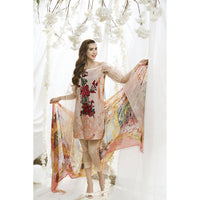 Asifa Nabeel Lawn Suit
