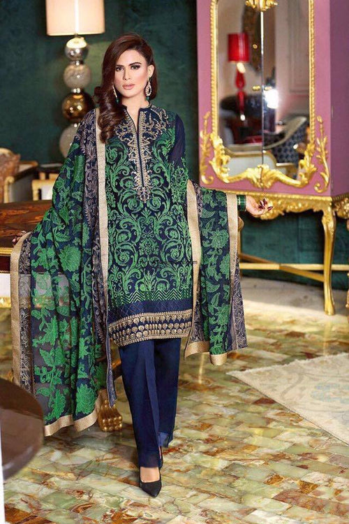 Gul Ahmed Cotton Suit