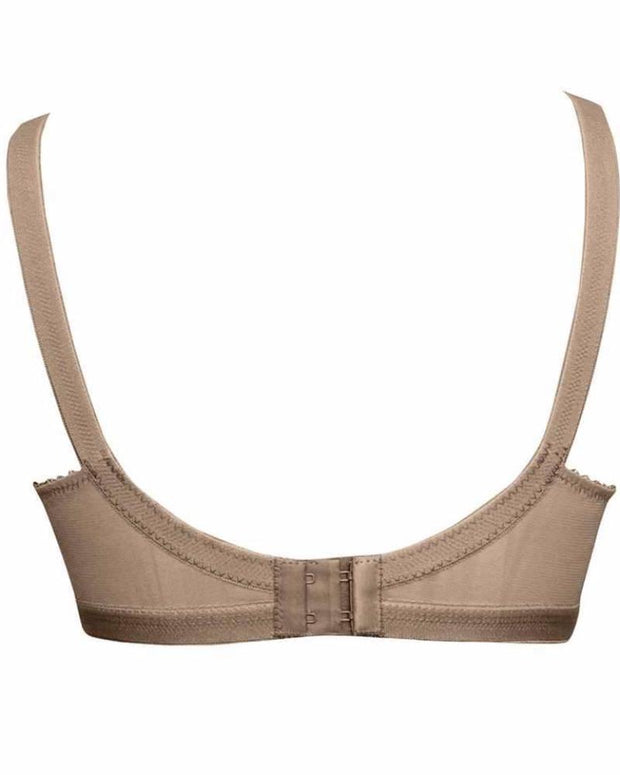 Be-Belle X-Over Non Padded Net Bra - Bras - diKHAWA Online Shopping in Pakistan