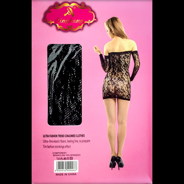 Sexy Stylish Bodystocking 25 - Body Stocking - diKHAWA Online Shopping in Pakistan