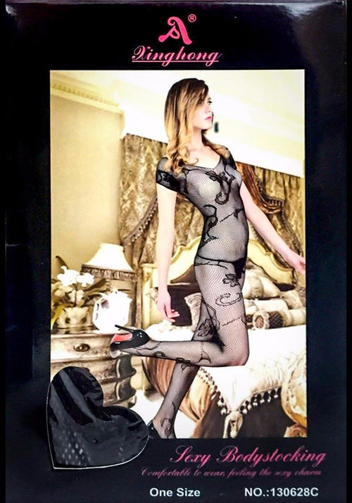 Sexy Stylish Bodystocking - 130628C - Body Stocking - diKHAWA Online Shopping in Pakistan