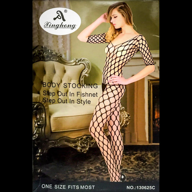 Sexy Stylish Bodystocking 130625C - Body Stocking - diKHAWA Online Shopping in Pakistan