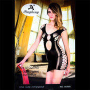 Kinghong Stocking 8649B - Body Stocking - diKHAWA Online Shopping in Pakistan