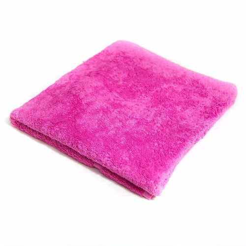 Egyptian Cotton Luxury Plain Pink Bath Towel - Export Quality - 27