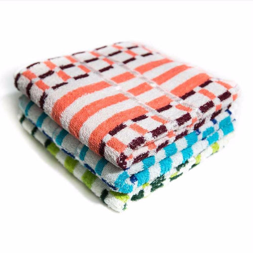 Pack Of 3 – Bombay Dyeing Cotton Hand Towel – Export Quality – 20
