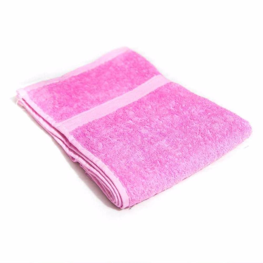 "Pack of 3 - Plain Design Cotton Towel - Export Quality - 16"" x 30"" - Towel - diKHAWA Online Shopping in Pakistan"