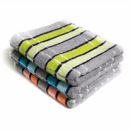 Pack Of 3 – Microfiber Cotton Hand Towel – Export Quality – 24