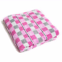 "Multi Check Cotton Towels – Export Quality – 20"" X 40"" - Towel - diKHAWA Online Shopping in Pakistan"