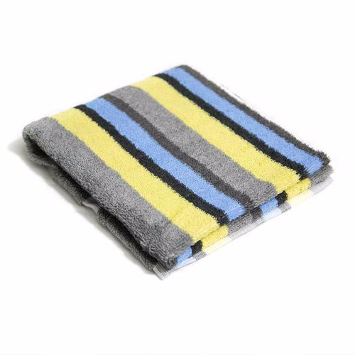Multi Striped Microfiber Cotton Towels – Export Quality – 20