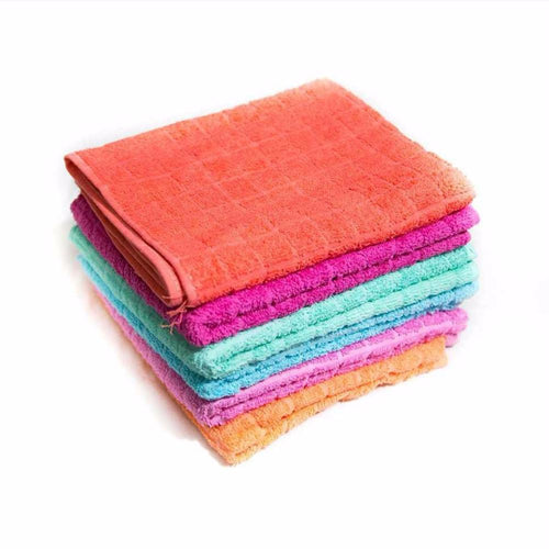 Pack Of 3 – Hand Towels 100% Cotton – Export Quality – 20
