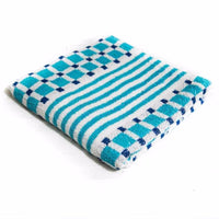 "Egyptian Cotton Luxury Bath Towel – Export Quality – 27"" X 54"" - Towel - diKHAWA Online Shopping in Pakistan"