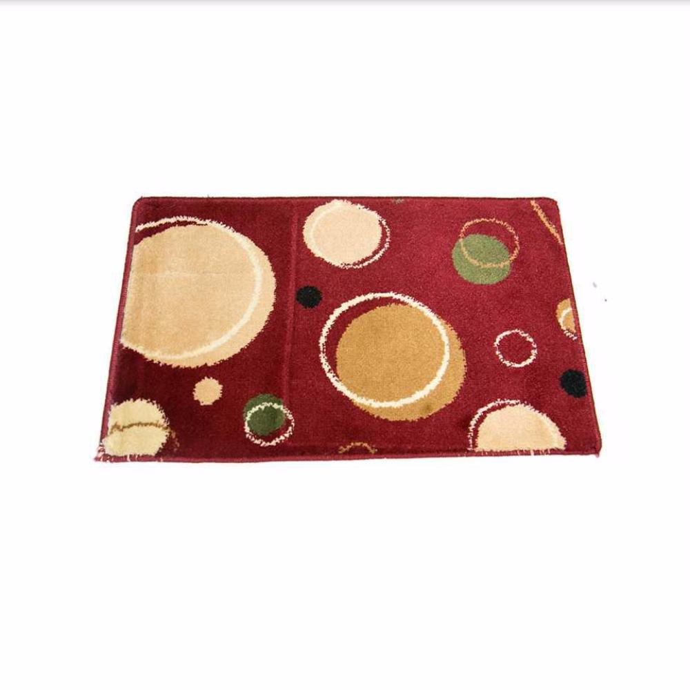 "Woolen Circle Design Home Mat – 16"" X 24"" - Door Mats - diKHAWA Online Shopping in Pakistan"