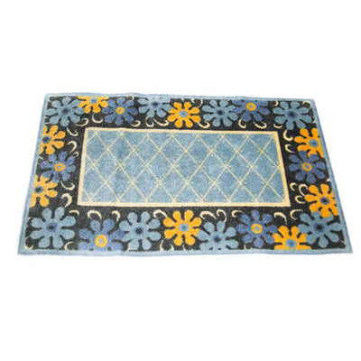 "Rubber Backed Comfortable Non Slip Water Absorbing Home Mat – 20"" X 32"" - Door Mats - diKHAWA Online Shopping in Pakistan"