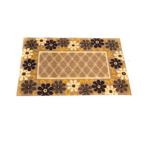 Microfibre Rubber Backed Indoor Floor & Door Mat – 16