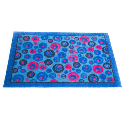 "Microfiber Rubber Backed Comfortable Water Absorbing Home Mat – 20"" X 32"" - Door Mats - diKHAWA Online Shopping in Pakistan"