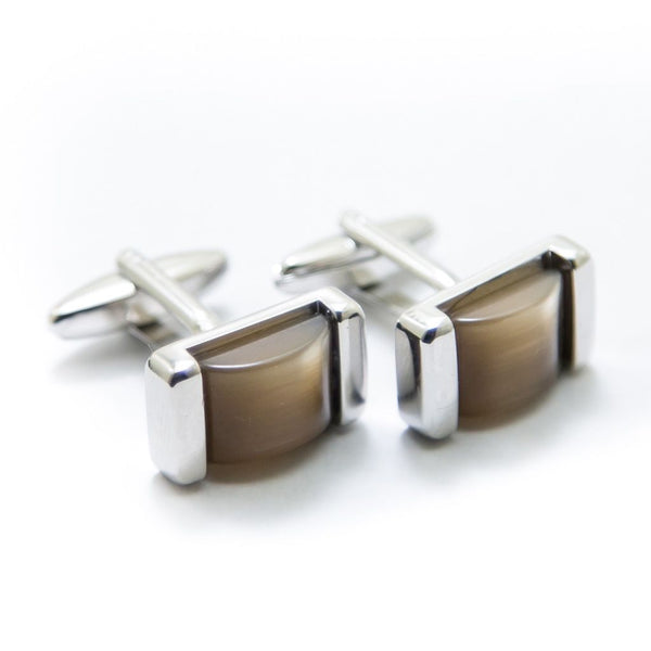 Buy Royal Classic Stainless Steel Mens Cufflinks With Brown Stone Online in Karachi, Lahore, Islamabad, Pakistan, Rs.800.00, Cufflinks Online Shopping in Pakistan, JStyle, Best Gift for Men, Branded Cufflinks, Buy Mens Cufflinks, Buy Mens Cufflinks Online in Pakistan, Casual Cufflinks, cf-type-cufflinks, cf-vendor-jstyle, cufflink pakistan, cufflink shop, cufflinks online, cufflinks pakistan, cufflinks.com, cufflinks.com.pk, cufflinks.pk, Designer Cufflinks, Fancy Cufflinks, For Men, Formal Cufflinks, Mens Cuff Links, Mens Cufflink Online Shopping in Pakistan, Mens Cufflinks in Islamabad, Mens Cufflinks in Karachi, Mens Cufflinks in Lahore, Mens Cufflinks in Pakistan, Mens Cufflinks Online, Mens Cufflinks Online Shopping, Mens Gift Items, Office Cufflinks, Shop Mens Cufflinks, Wedding Cufflinks, Wedding Suit Cufflinks, diKHAWA Online Shopping in Pakistan