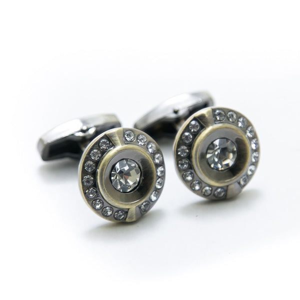 Buy Designer Cufflinks For Mens Wedding Shirt – Rounded With Diamond Online in Karachi, Lahore, Islamabad, Pakistan, Rs.600.00, Cufflinks Online Shopping in Pakistan, JStyle, Best Gift for Men, Branded Cufflinks, Buy Mens Cufflinks, Buy Mens Cufflinks Online in Pakistan, Casual Cufflinks, cf-type-cufflinks, cf-vendor-jstyle, cufflink pakistan, cufflink shop, cufflinks online, cufflinks pakistan, cufflinks.com, cufflinks.com.pk, cufflinks.pk, Designer Cufflinks, Fancy Cufflinks, For Men, Formal Cufflinks, Mens Cuff Links, Mens Cufflink Online Shopping in Pakistan, Mens Cufflinks in Islamabad, Mens Cufflinks in Karachi, Mens Cufflinks in Lahore, Mens Cufflinks in Pakistan, Mens Cufflinks Online, Mens Cufflinks Online Shopping, Mens Gift Items, Office Cufflinks, Shop Mens Cufflinks, Wedding Cufflinks, Wedding Suit Cufflinks, diKHAWA Online Shopping in Pakistan