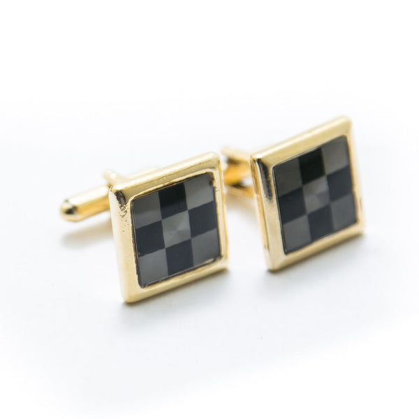 Buy Mens Cufflinks Golden & Black – Chess Style For Formal & Casual Cufflinks Online in Karachi, Lahore, Islamabad, Pakistan, Rs.300.00, Cufflinks Online Shopping in Pakistan, JStyle, Best Gift for Men, Branded Cufflinks, Buy Mens Cufflinks, Buy Mens Cufflinks Online in Pakistan, Casual Cufflinks, cf-type-cufflinks, cf-vendor-jstyle, cufflink pakistan, cufflink shop, cufflinks online, cufflinks pakistan, cufflinks.com, cufflinks.com.pk, cufflinks.pk, Designer Cufflinks, Fancy Cufflinks, Formal Cufflinks, Mens Cuff Links, Mens Cufflink Online Shopping in Pakistan, Mens Cufflinks in Islamabad, Mens Cufflinks in Karachi, Mens Cufflinks in Lahore, Mens Cufflinks in Pakistan, Mens Cufflinks Online, Mens Cufflinks Online Shopping, Mens Gift Items, Office Cufflinks, Shop Mens Cufflinks, Wedding Cufflinks, Wedding Suit Cufflinks, diKHAWA Online Shopping in Pakistan