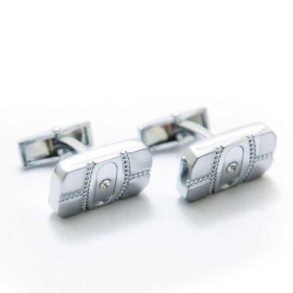 Buy Mens Cufflinks – Stainless Steel With Diamond – Rectangle Online in Karachi, Lahore, Islamabad, Pakistan, Rs.300.00, Cufflinks Online Shopping in Pakistan, JStyle, Best Gift for Men, Branded Cufflinks, Buy Mens Cufflinks, Buy Mens Cufflinks Online in Pakistan, Casual Cufflinks, cufflink pakistan, cufflink shop, cufflinks online, cufflinks pakistan, cufflinks.com, cufflinks.com.pk, cufflinks.pk, Designer Cufflinks, Fancy Cufflinks, Formal Cufflinks, Mens Cuff Links, Mens Cufflink Online Shopping in Pakistan, Mens Cufflinks in Islamabad, Mens Cufflinks in Karachi, Mens Cufflinks in Lahore, Mens Cufflinks in Pakistan, Mens Cufflinks Online, Mens Cufflinks Online Shopping, Mens Gift Items, Office Cufflinks, Shop Mens Cufflinks, Wedding Cufflinks, Wedding Suit Cufflinks, diKHAWA Online Shopping in Pakistan