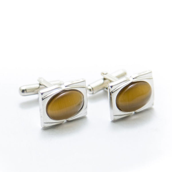 Buy Mens Cufflinks With Golden Gemstone – Rectangle Online in Karachi, Lahore, Islamabad, Pakistan, Rs.250.00, Cufflinks Online Shopping in Pakistan, JStyle, Best Gift for Men, Branded Cufflinks, Buy Mens Cufflinks, Buy Mens Cufflinks Online in Pakistan, Casual Cufflinks, cf-type-cufflinks, cf-vendor-jstyle, cufflink pakistan, cufflink shop, cufflinks online, cufflinks pakistan, cufflinks.com, cufflinks.com.pk, cufflinks.pk, Designer Cufflinks, Fancy Cufflinks, Formal Cufflinks, Mens Cuff Links, Mens Cufflink Online Shopping in Pakistan, Mens Cufflinks in Islamabad, Mens Cufflinks in Karachi, Mens Cufflinks in Lahore, Mens Cufflinks in Pakistan, Mens Cufflinks Online, Mens Cufflinks Online Shopping, Mens Gift Items, Office Cufflinks, Shop Mens Cufflinks, Wedding Cufflinks, Wedding Suit Cufflinks, diKHAWA Online Shopping in Pakistan