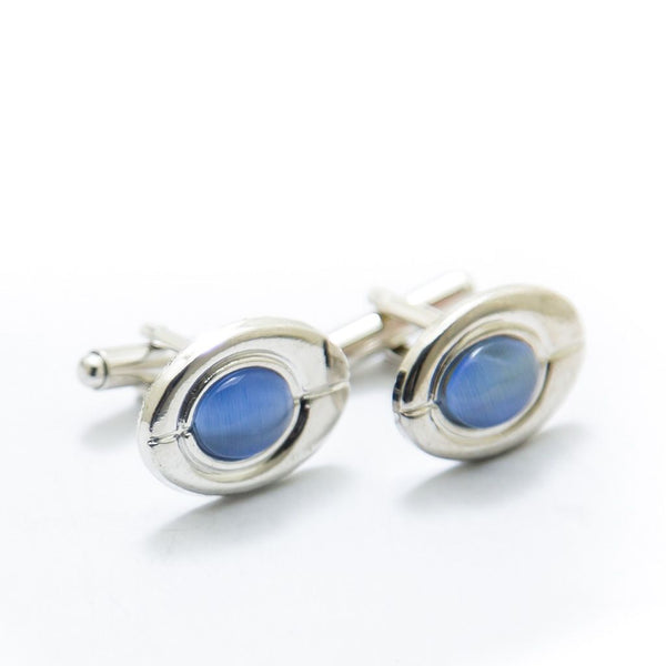 Buy Mens Cufflinks With Sky Blue Gemstone – Oval Online in Karachi, Lahore, Islamabad, Pakistan, Rs.250.00, Cufflinks Online Shopping in Pakistan, JStyle, Best Gift for Men, Branded Cufflinks, Buy Mens Cufflinks, Buy Mens Cufflinks Online in Pakistan, Casual Cufflinks, cf-type-cufflinks, cf-vendor-jstyle, cufflink pakistan, cufflink shop, cufflinks online, cufflinks pakistan, cufflinks.com, cufflinks.com.pk, cufflinks.pk, Designer Cufflinks, Fancy Cufflinks, Formal Cufflinks, Mens Cuff Links, Mens Cufflink Online Shopping in Pakistan, Mens Cufflinks in Islamabad, Mens Cufflinks in Karachi, Mens Cufflinks in Lahore, Mens Cufflinks in Pakistan, Mens Cufflinks Online, Mens Cufflinks Online Shopping, Mens Gift Items, Office Cufflinks, Shop Mens Cufflinks, Wedding Cufflinks, Wedding Suit Cufflinks, diKHAWA Online Shopping in Pakistan