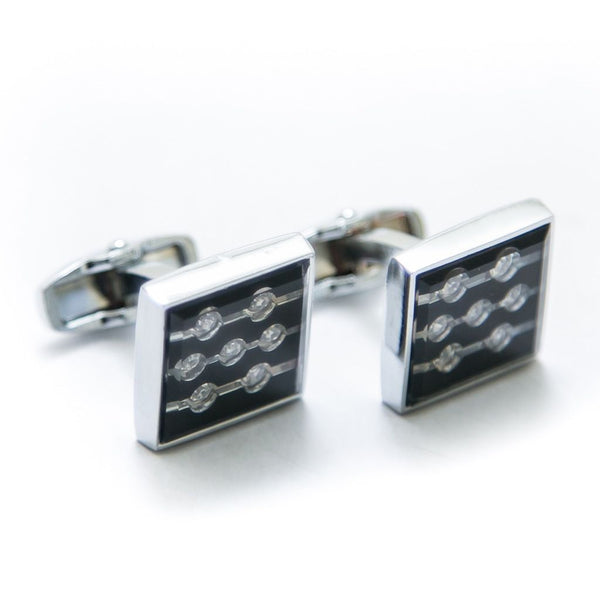 Buy Exclusive Mens Cufflinks Online – Black & Silver – Limited Edition – JS-516 Online in Karachi, Lahore, Islamabad, Pakistan, Rs.450.00, Cufflinks Online Shopping in Pakistan, JStyle, Best Gift for Men, Branded Cufflinks, Buy Mens Cufflinks, Buy Mens Cufflinks Online in Pakistan, Casual Cufflinks, cf-type-cufflinks, cf-vendor-jstyle, cufflink pakistan, cufflink shop, cufflinks online, cufflinks pakistan, cufflinks.com, cufflinks.com.pk, cufflinks.pk, Designer Cufflinks, Fancy Cufflinks, Formal Cufflinks, Mens Cuff Links, Mens Cufflink Online Shopping in Pakistan, Mens Cufflinks in Islamabad, Mens Cufflinks in Karachi, Mens Cufflinks in Lahore, Mens Cufflinks in Pakistan, Mens Cufflinks Online, Mens Cufflinks Online Shopping, Mens Gift Items, Office Cufflinks, Shop Mens Cufflinks, Wedding Cufflinks, Wedding Suit Cufflinks, diKHAWA Online Shopping in Pakistan