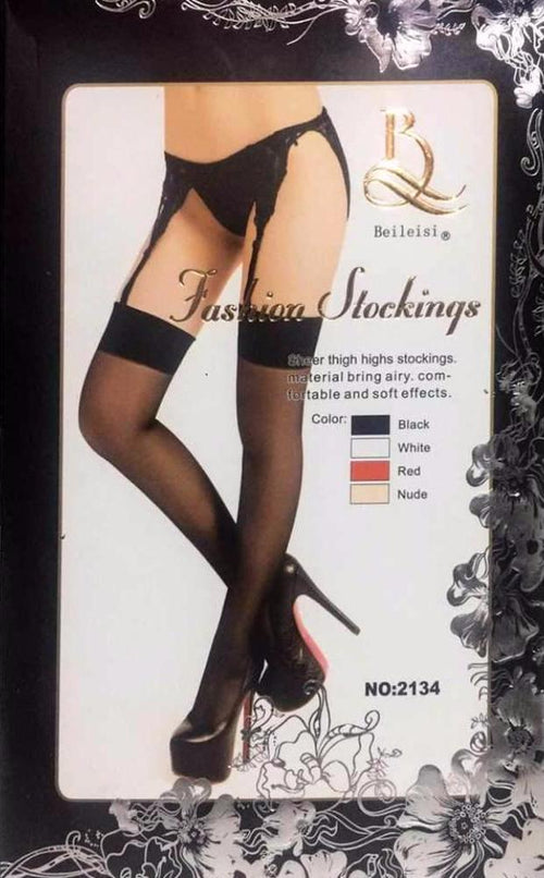 Buy Beileisi Fashion Leg Stocking - 2134 Online in Karachi, Lahore, Islamabad, Pakistan, Rs.{{amount_no_decimals}}, Ladies Leg Stocking Online Shopping in Pakistan, Beileisi, black garter belt, Buy Leg Accessories, Buy Leg Accessories Online, Buy Tights Online, Buy Tights Online in Pakistan, cf-size-free-size, cf-type-ladies-leg-stocking, cf-vendor-beileisi, Clothing, garter belt, garter belt in islamabad, garter belt in karachi, garter belt in lahore, garter belt in pakistan, garter belt in rawalpindi, garter belt online, garter belt online shopping, garter belt online store, garter belt shop, garter belt store, garter belt wedding, Legs, Lingerie, Lingerie & Nightw, Online Shopping in Pakistan - diKHAWA Fashion
