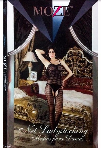 Net Lady Stocking MPD MOZE - CPG-810-4 - Body Stocking - diKHAWA Online Shopping in Pakistan