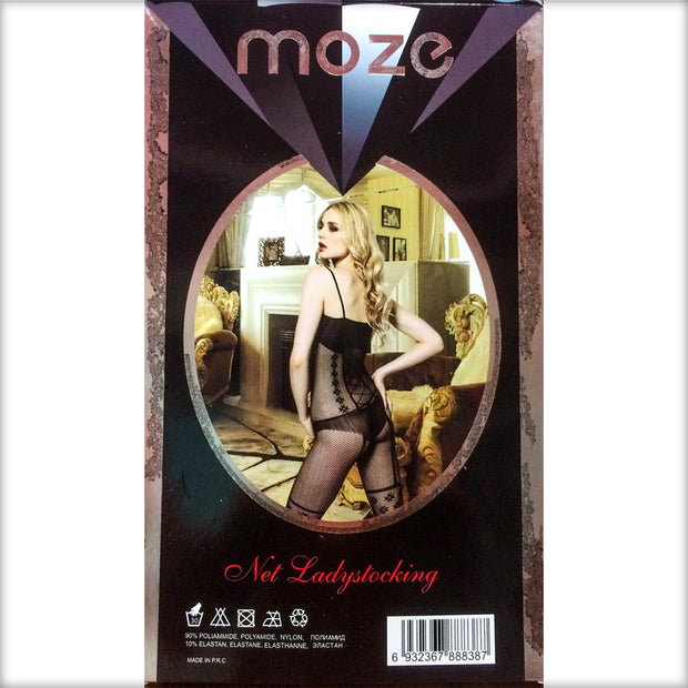 Net Lady Stocking MOZE - CPG-8838 - Body Stocking - diKHAWA Online Shopping in Pakistan