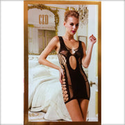 Stocking Spring Butterfly CZD - CPG-8855 - Body Stocking - diKHAWA Online Shopping in Pakistan