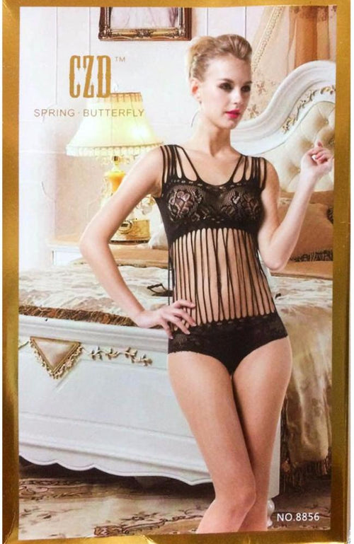 Stocking Spring Butterfly CZD - CPG-8856 - Body Stocking - diKHAWA Online Shopping in Pakistan