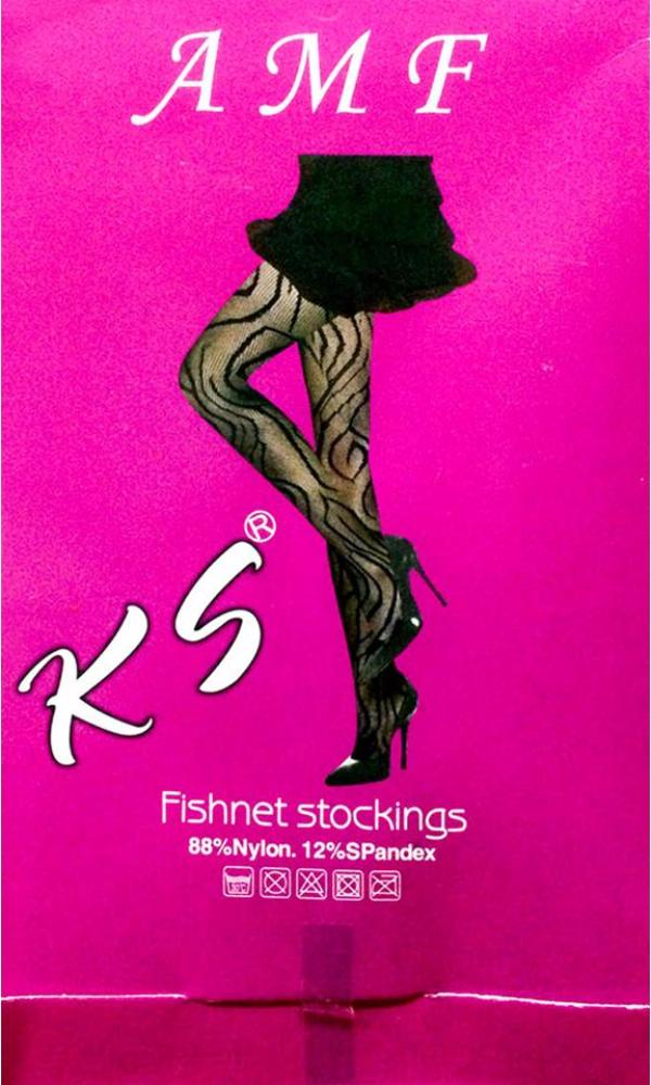 Fishnet Full Leg Stocking - AMF - Leg Stocking - diKHAWA Online Shopping in Pakistan