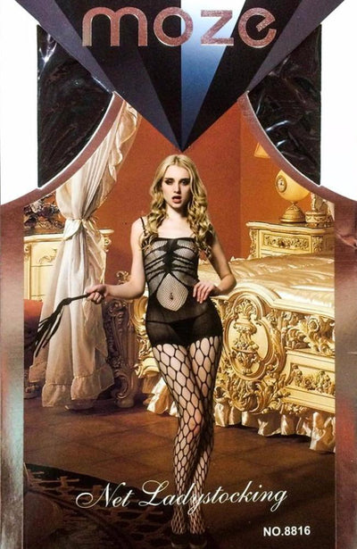 Net Lady Stocking MOZE - CPG-8816 - Body Stocking - diKHAWA Online Shopping in Pakistan