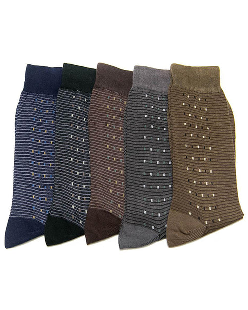 MERCERISED COTTON SOCKS FOR MEN – KL-04 – PACK OF 5 - Mens Socks - diKHAWA Online Shopping in Pakistan