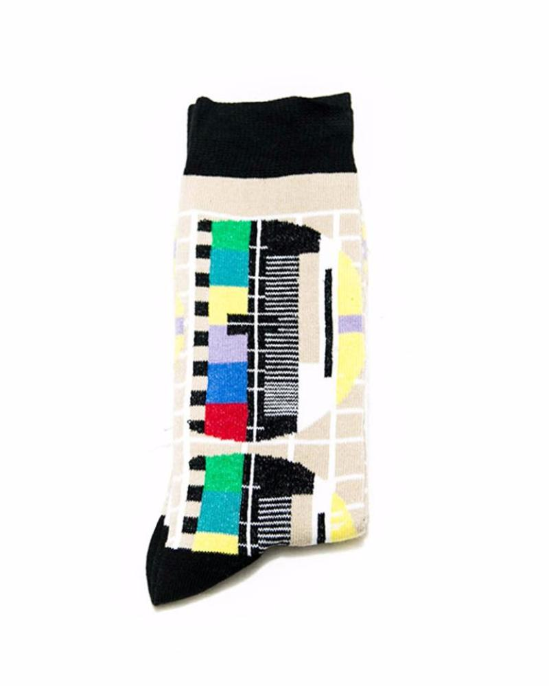 Socks For Men Lycra Piano – KL-09 - Mens Socks - diKHAWA Online Shopping in Pakistan
