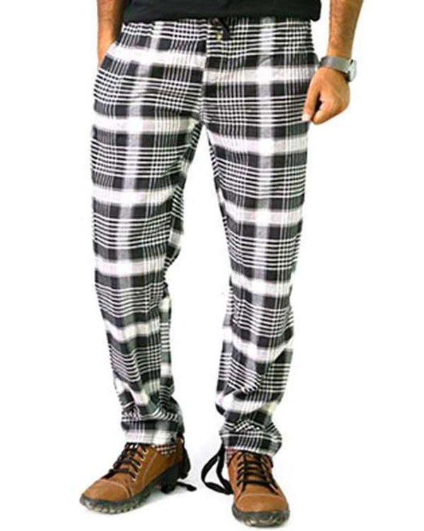 Buy Men's Cotton Checked Pajama - Black & White Online in Karachi, Lahore, Islamabad, Pakistan, Rs.250.00, Mens Pajama Online Shopping in Pakistan, Noor Fabrics, Buy Mens Nightwear, Buy Mens Pajamas Online in Pakistan, Men Pajamas Online Shopping, Mens Nightwear, Mens Nightwear Online, Mens Nightwear Online in Pakistan, Mens Trouser, Online Mens Nightwear, Online Mens Trouser Shop, Online Shop For Mens Trouser, Online Trouser Shop, Trouser Online, Trouser Online in Islamabad, Trouser Online in Karachi, Trouser Online in Lahore, Trouser Online in Pakistan, diKHAWA Online Shopping in Pakistan