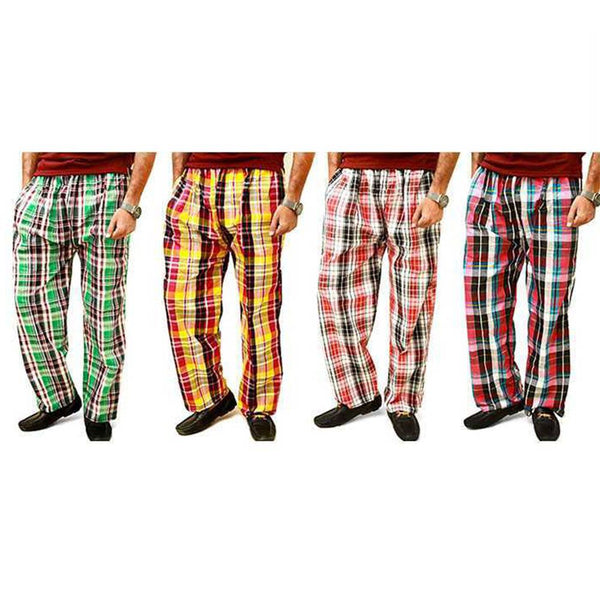 Buy Pack Of 4 Men's Cotton Checked Pajamas Online in Karachi, Lahore, Islamabad, Pakistan, Rs.740.00, Mens Pajama Online Shopping in Pakistan, Noor Fabrics, Buy Mens Nightwear, Buy Mens Pajamas Online in Pakistan, Men Pajamas Online Shopping, Mens Nightwear, Mens Nightwear Online, Mens Nightwear Online in Pakistan, Mens Trouser, Online Mens Nightwear, Online Mens Trouser Shop, Online Shop For Mens Trouser, Online Trouser Shop, Trouser Online, Trouser Online in Islamabad, Trouser Online in Karachi, Trouser Online in Lahore, Trouser Online in Pakistan, diKHAWA Online Shopping in Pakistan