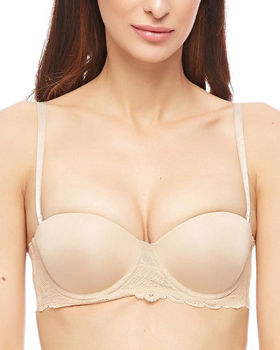 Daifuren 6009 Skin Pushup Bra - Bridal Collection - Underwired Double Padded Bra