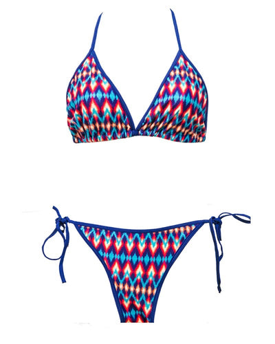 Sexy Branded Bikini - Coloured Printed Thailand Brand - New Year Collection aab1c501ac039