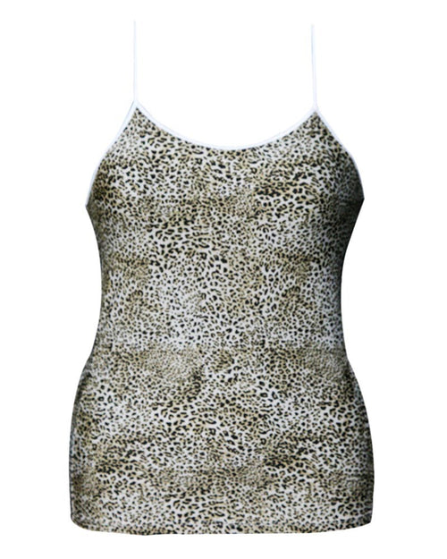 Fancy Cheetah Printed Casual Wear Camisole