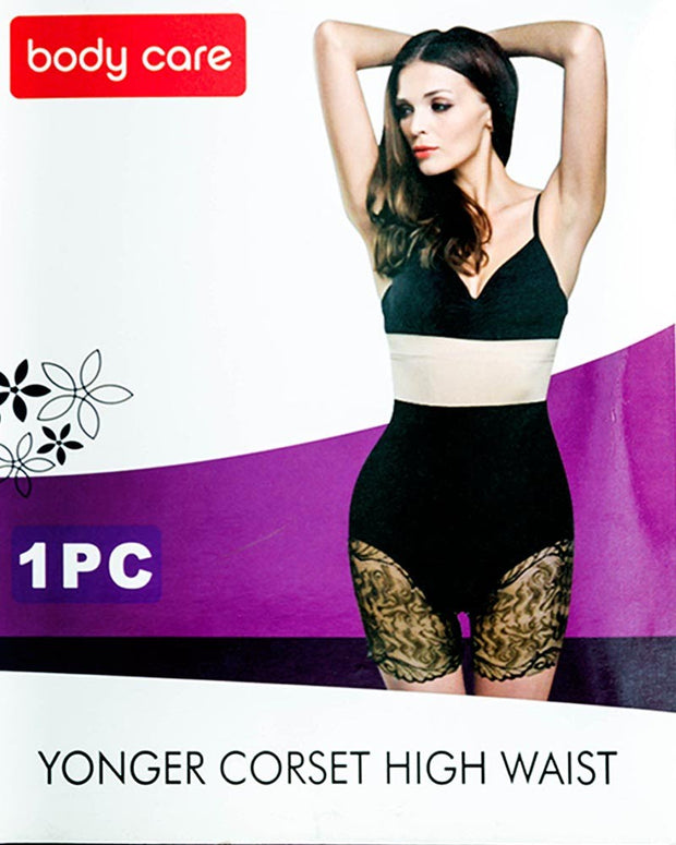 Body Care 41501 Yonger Corset High Waist Body Suit