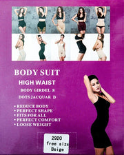 Body Care 2920 Body Fit Corset High Waist Body Suit