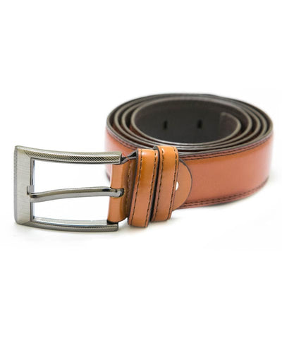Classic Brown Leather Belts For Men – MB1006