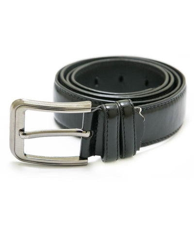 Stylish Black Leather Belts For Men – MB1001