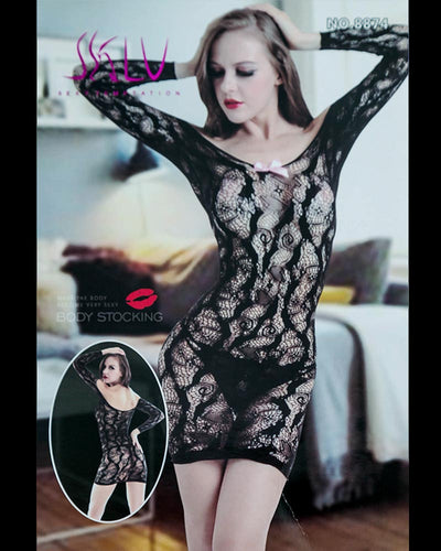 Sexy Net Bodystocking - 8874