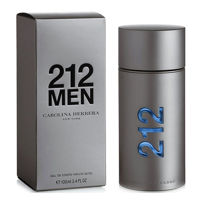 212 For Men By Carolina Herrera EDT Spray – 100 Ml - Mens Perfume - diKHAWA Online Shopping in Pakistan