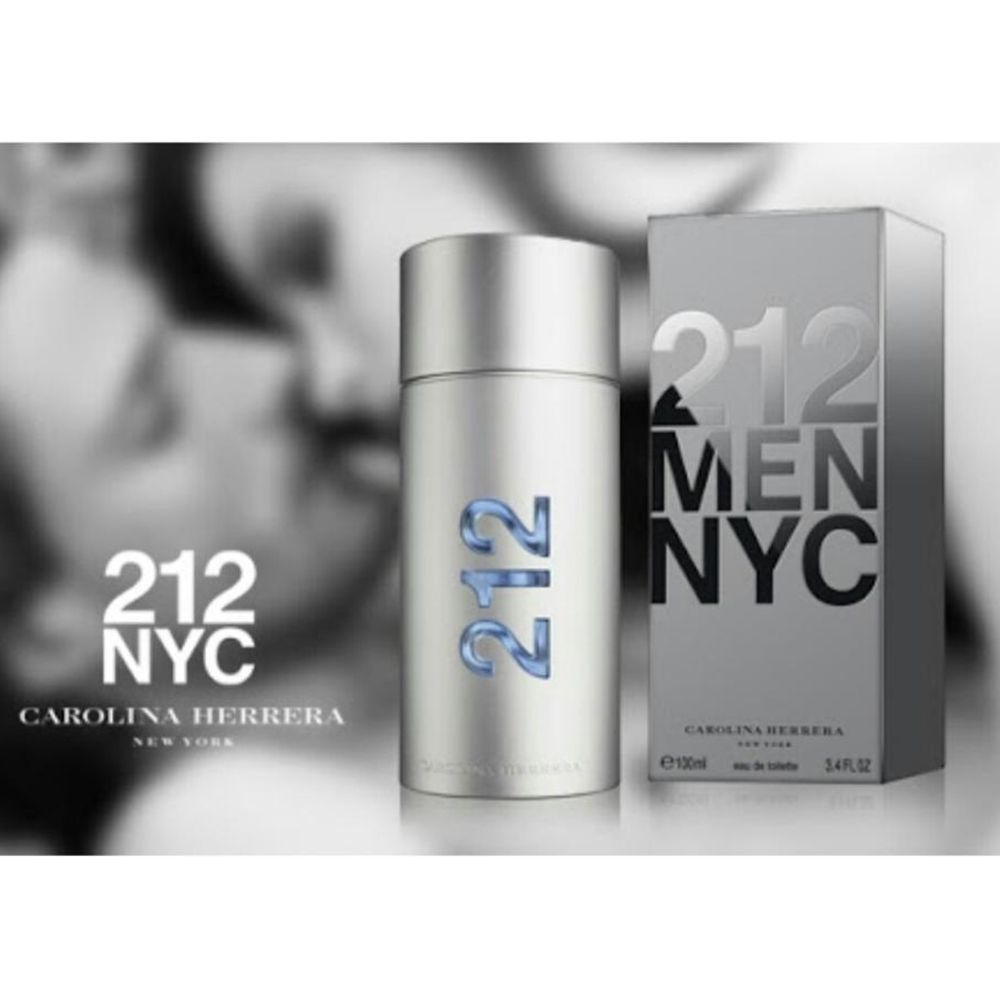 Buy 212 For Men By Carolina Herrera EDT Spray – 100 Ml Online in Karachi, Lahore, Islamabad, Pakistan, Rs.{{amount_no_decimals}}, Mens Perfume Online Shopping in Pakistan, 212 Perfumes, 1st Copy, Accessories, cf-size-100ml, cf-type-mens-perfume, cf-vendor-212-perfumes, Color = Silver, Men, Perfumes, Size = 100ml, Online Shopping in Pakistan - diKHAWA Fashion