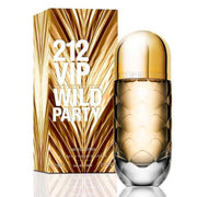 212 VIP Wild Party For Women Golden - 80ml - Ladies Perfume - diKHAWA Online Shopping in Pakistan