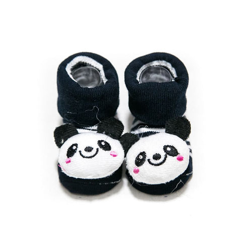 Newborn Baby Boy & Girl Shoes – 3 To 18 Months Kids – Black - Baby Shoes - diKHAWA Online Shopping in Pakistan