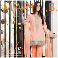 Maria B Cotton Suit